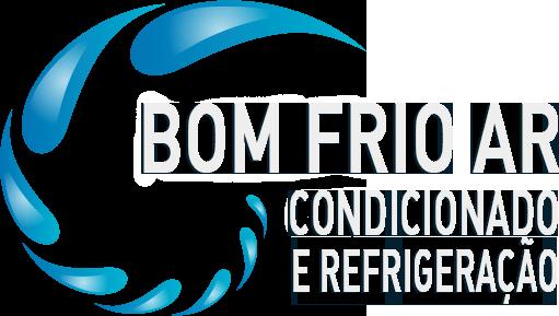 Bom Frio Ar Condicionado - Logotipo